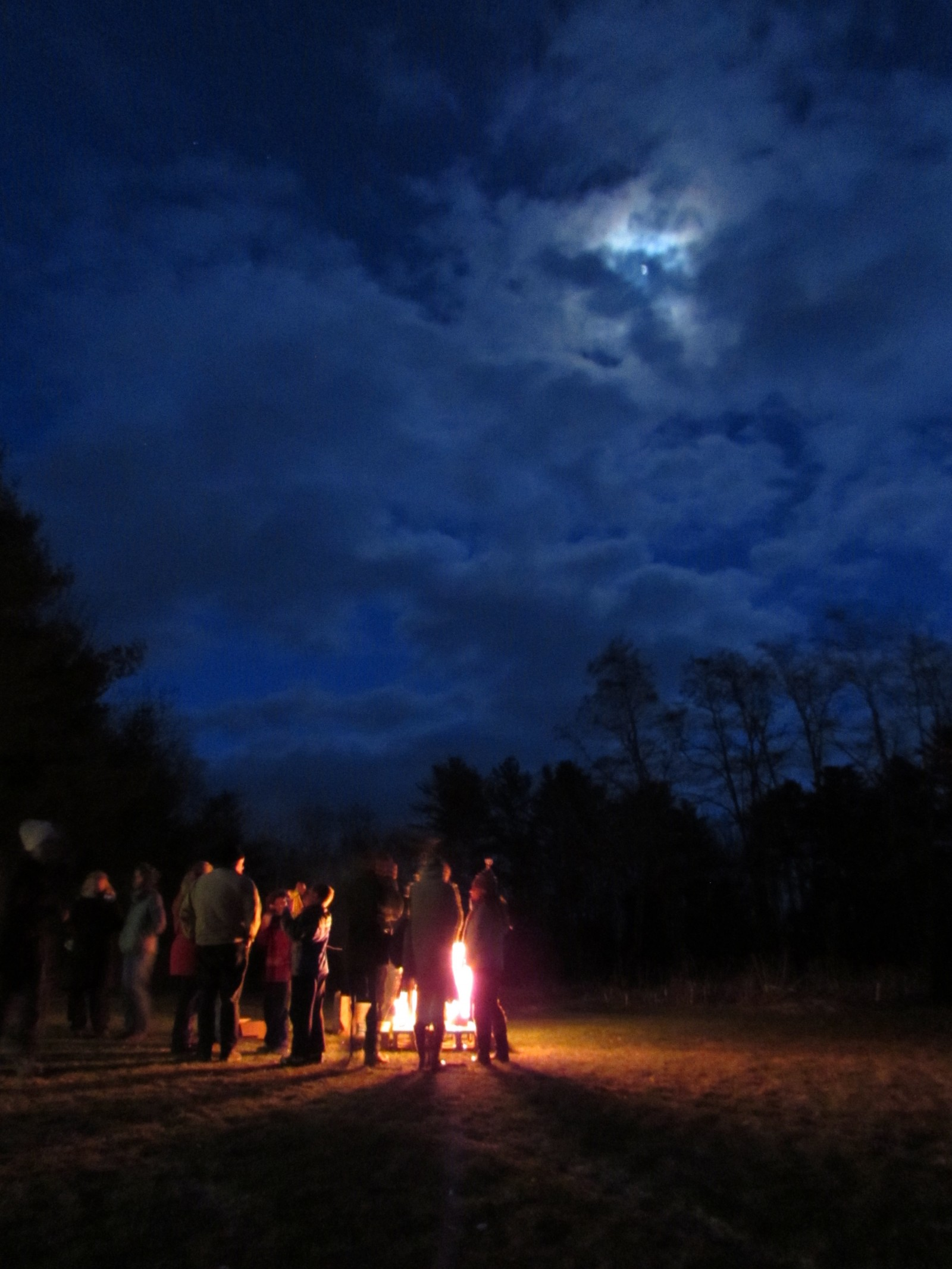 ... Winter Wassail Celebration was enjoyed by a gathering of around 50
