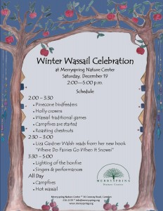 Warm Up at our Winter Wassail! – December 19 – Merryspring Nature ...